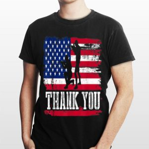 4th Of July Veterans American Flag shirt