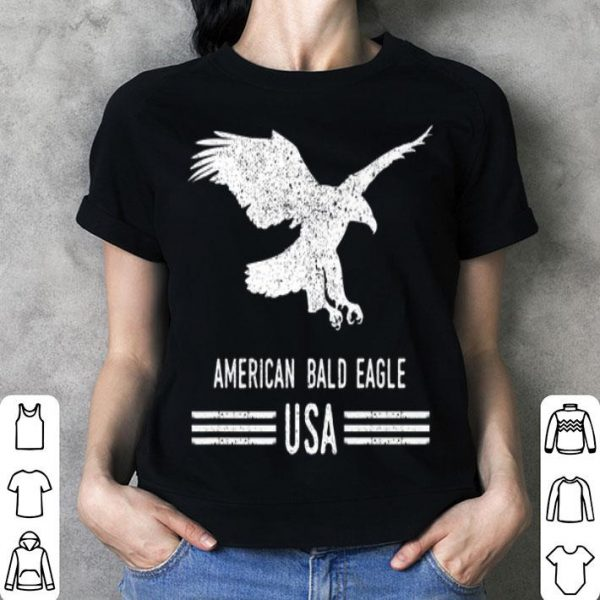 American Bald Eagle Usa 4th Of July Outfit shirt