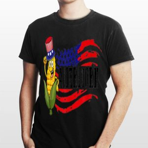 Americorn 4th Of July American Flag For Men Women shirt