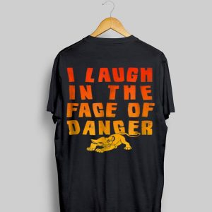 Disney Lion King Simba Laugh At Danger shirt