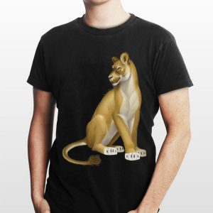 Disney The Lion King Nala Pose Live Action shirt