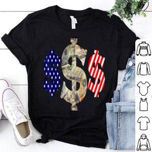 Freedom Money American Flag shirt