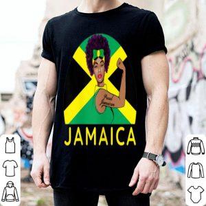 Jamaica Proud Jamaican Girl shirt
