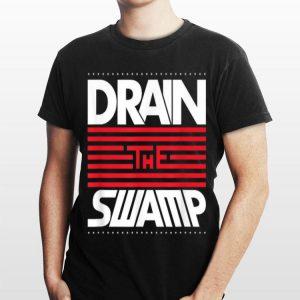 Maga Draining The Swamp Great Awakening Usa Political shirt