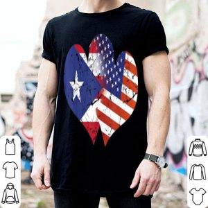 Puerto Rico USA Puerto Rican Independence Day shirt