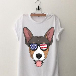 Rat Terrier Dog Patriotic Usa 4Th Of July American shirt