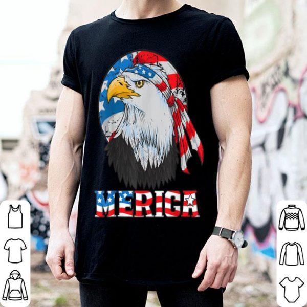 4Th Of July Bald Eagle American Patriot Usa shirt