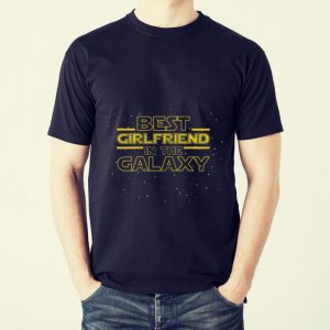 Awesome Best Girl Friend In The Galaxy Star War Style shirt