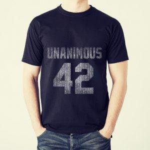 Awesome New York Rivera 42 Baseball Unanimous shirt