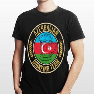 Beer Azerbaijan Drinking Team shirt
