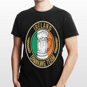 Beer Ireland Drinking Team Casual shirt