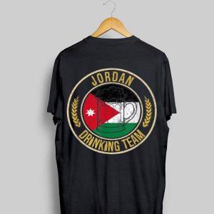 Beer Jordan Drinking Team shirt