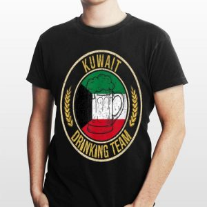 Beer Kuwait Drinking Team Casual shirt