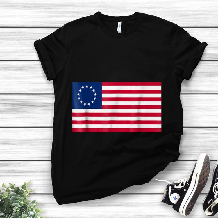 Betsy Ross Old Glory USA Flag Idepedndence Day 4th July hoodie 1 - Betsy Ross Old Glory USA Flag Idepedndence Day 4th July hoodie