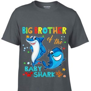 Big Brother Of The Baby Shark Birthday sweater