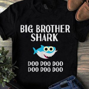 Brother Shark Doo Doo Doo sweater