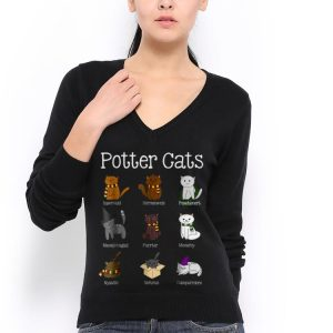 Harry Potter Kind Of Cats hoodie 2