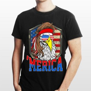 July 4Th Merica Eagle Mulle shirt
