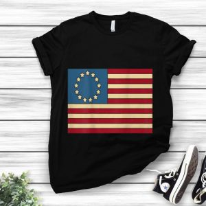 July 4th Independence Day Betsy Ross Flag USA Colony Patriotic hoodie
