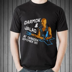 Original Darmok and Jalad at Tanagra Guitarist shirt