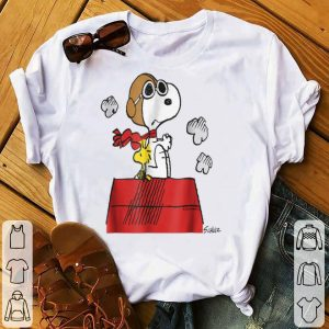 Premium Snoopy Peanuts Flying Ace shirt