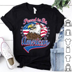 Proud To Be American Eagle Bandanna shirt