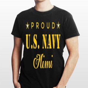 Proud US Navy Mimi shirt