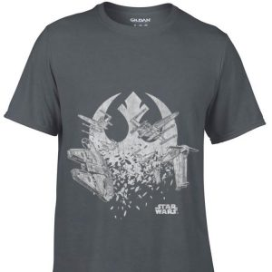 Star Wars The Last Jedi Resistance Ships sweater