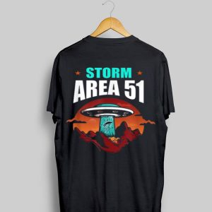 Storm Area 51 TSee Them Alien UFO Cant Stop All Of Us shirt