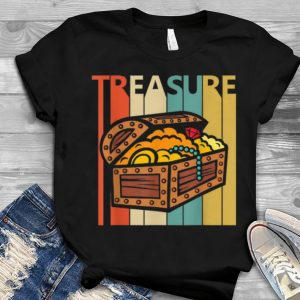 Vintage Treasure Chest Youth tee