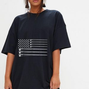 Wonderful Fly Rod Fishing American Flag For Fisher Man shirt 2