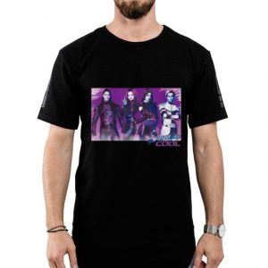 Carlos Mal Jay Evie Wickedly Cool Descendants 3 shirt 3