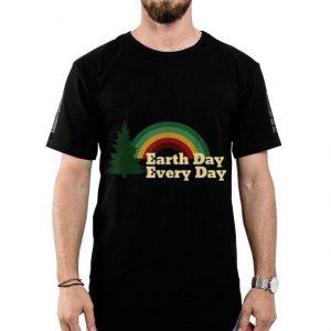 Earth Day Everyday Rainbow Pine Tree shirt 3