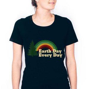 Earth Day Everyday Rainbow Pine Tree shirt 2