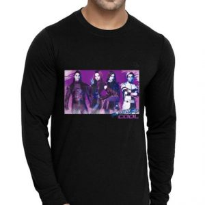 Carlos Mal Jay Evie Wickedly Cool Descendants 3 shirt 1