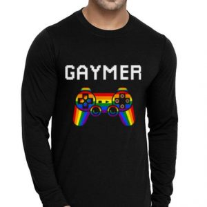 Gaymer Pride Month LGBT Gamer Lover shirt