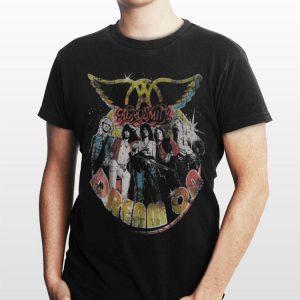Aerosmith - Dream On Authentic Rock & Roll shirt