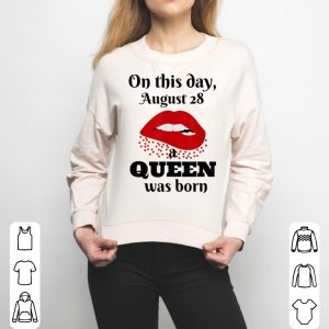 Awesome On This Day August 28 A Ween Was Born shirt 2