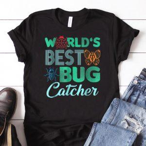 Awesome World's Best Bug Catcher shirt