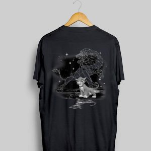 Disney Lion King Young Simba Star Gazer shirt