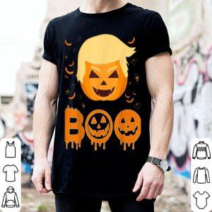Funny Boo Halloween Trumpkin Funny Trump Pumpkin shirt