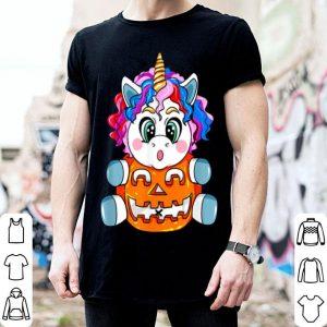 Hot Cute Halloween Unicorn Gift For Unicorn Lovers Graphic shirt