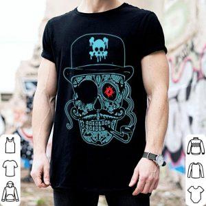 Nice Dia De Los Muertos Gift Mexican Skull Halloween shirt