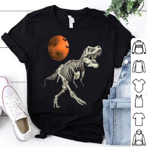 Nice Dinosaur Skeleton T Rex Halloween Kids Boys Men Gift shirt
