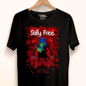 Sally Face Sanity's Fall Larry The Trial shirt