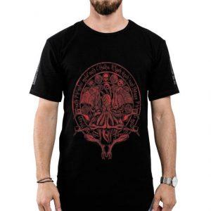 The Idol - Cthulhu Red Variant Indian God shirt