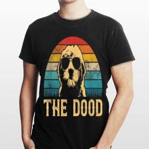 Vintage Goldendoodle The Dood shirt