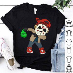 Awesome Jason Dab Dabbing Halloween shirt