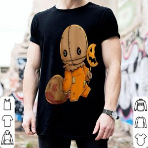 Awesome Trick R Treat Funny Cute Sam Halloween 2018 Costume shirt