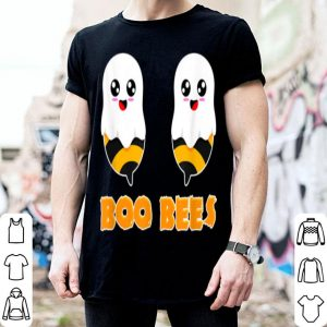 Beautiful Boo Bees Couples women halloween costume scary funny gift shirt